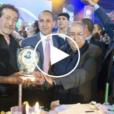 """Trois ministres algériens ont assisté au concert d""""Aït Menguellet à Alger. KDirect - Actualité"""