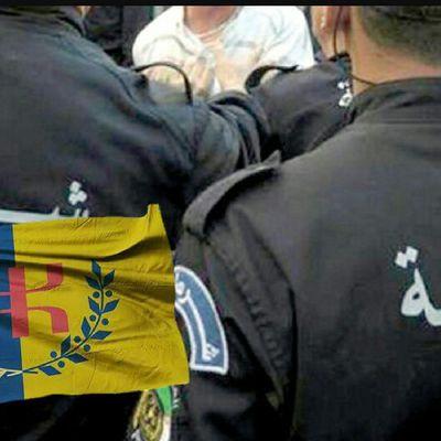 🔴 La police algérienne essaie de faire passer les militants du MAK-ANAVAD pour des criminels recherchés. KDirect - Actualité
