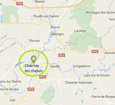 Charnay les Chalon