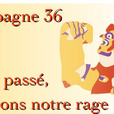 """spectacle musical: Espagne 1936 """" Du passé faisons notre rage"""", le 6 novembre 2016 à Saint-Cernin-de-Larche"""