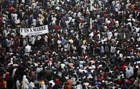 l'Afrique bouge,  le Tchad changera!