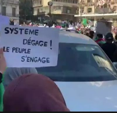 La remarquable lucidité du peuple algérien