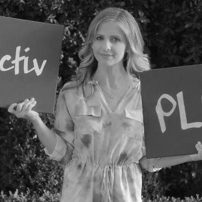 Sarah Michelle Gellar, nouvelle égérie de ProActiv+