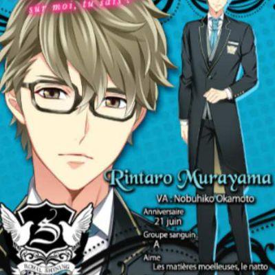 Amour Endiablé : Rintaro Murayama