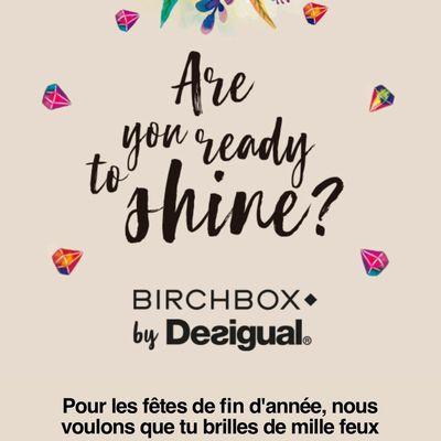 Birchbox Desigual