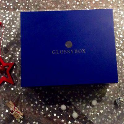 Glossybox décembre 2016 : un Noël impérial