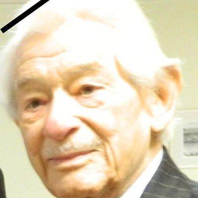 Décès de notre Président d'Honneur Monsieur Vacher Armand