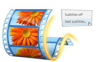 How to Add External Subtitles with Windows Movie Maker