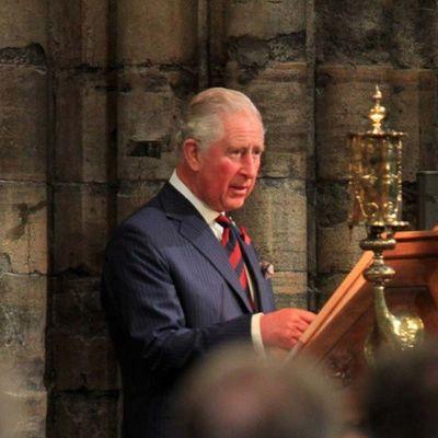 L'hommage du prince Charles aux chrétiens d'Irak