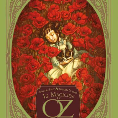 Le Magicien D'oz - Benjamin Lacombe & Sébastien Pérez