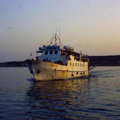 Scopélitis, Septembre 1995