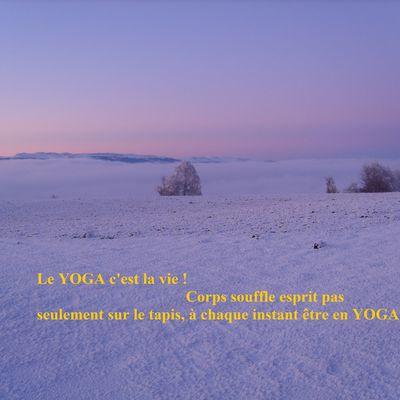 Les ateliers de yoga à thèmes
