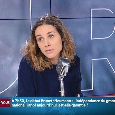 Anaïs Castagna Bourdin Direct RMC Découverte le 15.01.2019