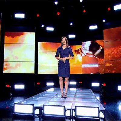 Hélène Mannarino Appels d'Urgence TFX le 15.01.2019