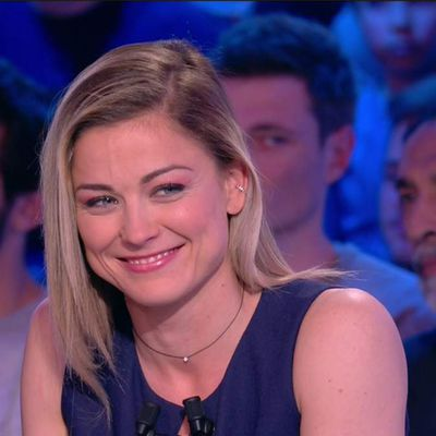 Laure Boulleau Canal Football Club Canal+ le 19.05.2019