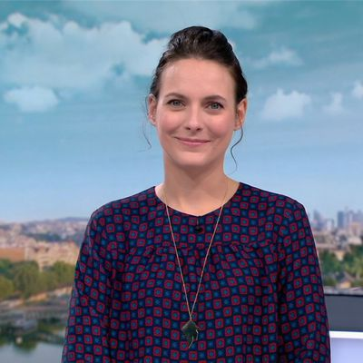 Justine Weyl JT 13H France 2 le 17.02.2020
