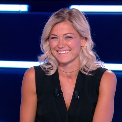 Laure Boulleau Canal Football Club Canal+ le 24.05.2020