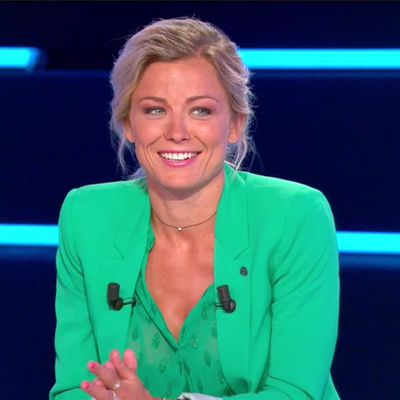 Laure Boulleau Canal Football Club Canal+ le 31.05.2020