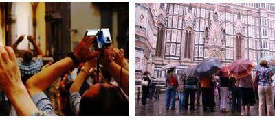 Comment vivre à Florence : suite