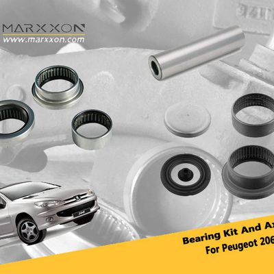 MARXXON INDUSTRY-New Improvement of Peugeot Citroen Rear Axle Bearing and Axle Shaft