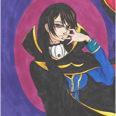 Lelouch vi Britannia Female Version