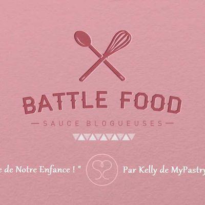 [ Battle Food # 52 ] : Et la Nouvelle Marraine est...