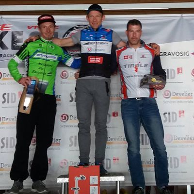 Trophée Jurassien #1 - Race Bike Cho - 1er masters 40