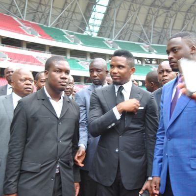 Le Journal du CONGO FOOTBALL AWARD.