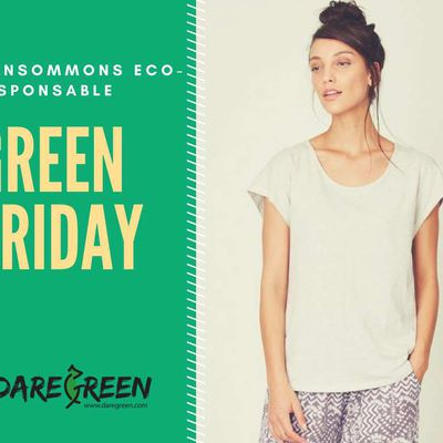 GREEN FRIDAY !