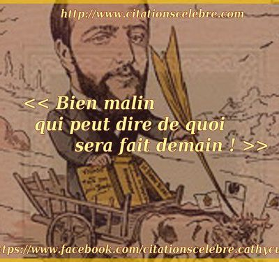 Citation de Delphin-Antoine-Edmond Thiaudière