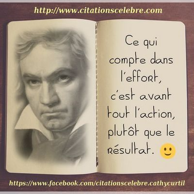 Citation de Ludwig van Beethoven