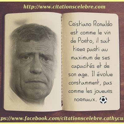 Citation de Fernando Santos