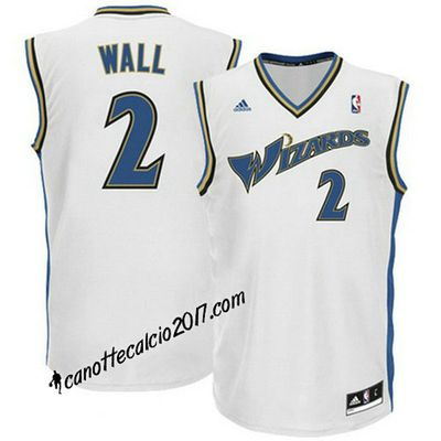 Maglie John Wall 2 Rev30 Washington Wizards