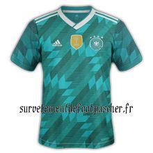 maillot Coupe du Monde Allemagne 2018
