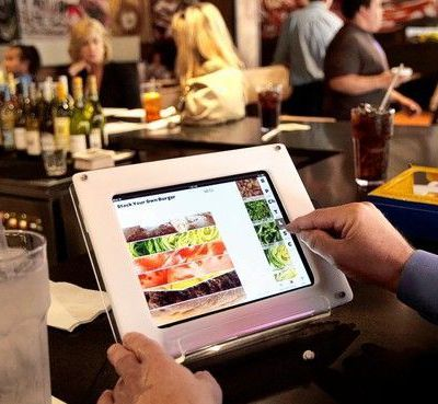 Restaurants and Consumers Benefit from a Food Ordering App