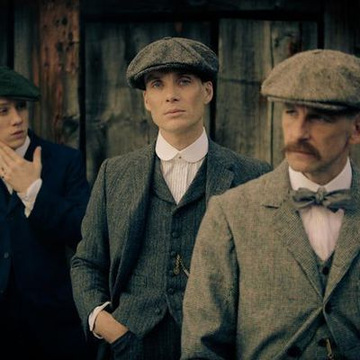 Peaky Blinders : Tommy guns - Partie 1 : Planter le décor