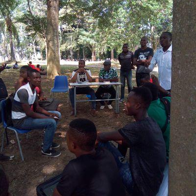 Echanges avec le Club des jeunes étudiants panafricains
