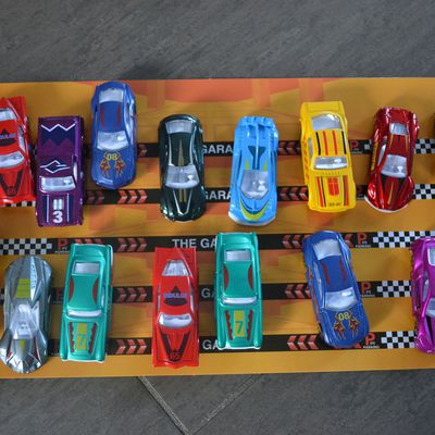 Lot Voiture Miniature Fajiabao