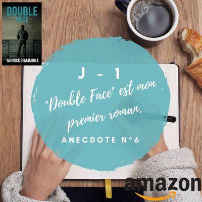 """Dix anecdotes à connaître sur le roman """"Double Face"""""""