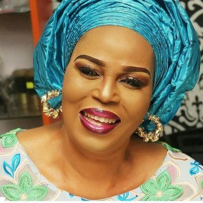 Toyin Afolayan 'Lola Idije' Ushers In Grandson In The Most Endearing Way