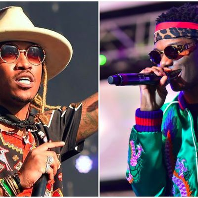 Future Is Embarking On A World Tour With Wizkid