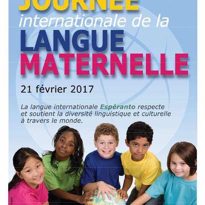 Journée internationale de la langue maternelle 21 fév. 2017