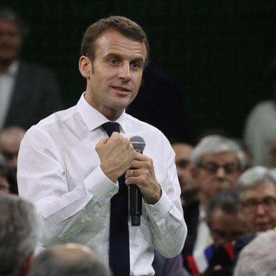 """Emmanuel Macron... Quand son """"débat"""" illustre le simulacre qu'il a construit... Par Christophe Chartreux"""