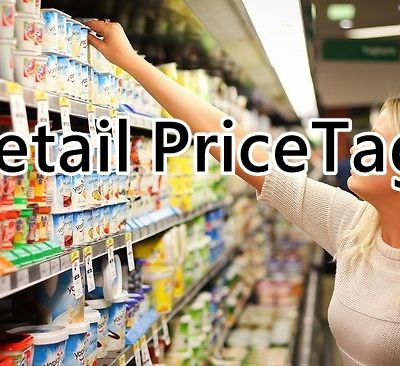 Retail Price Tags - Price sings for your store!