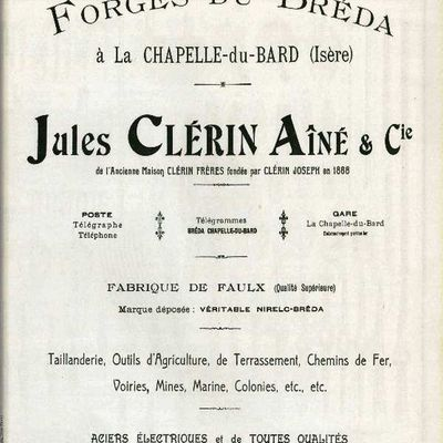 Catalogue Forges du Breda