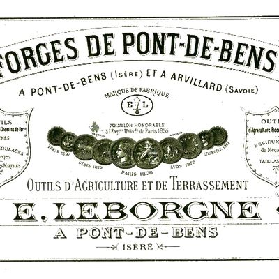 Catalogue Leborgne 1911