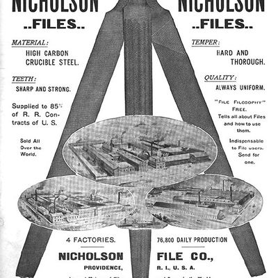 Catalogue Nicholson 1889
