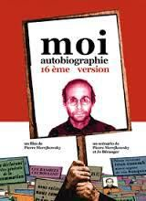 PROJECTION DU FILM MOI AUTOBIOGRAPHIE 16 EME VERSION :