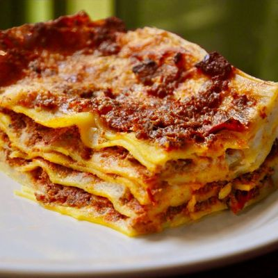 Lasagnes al ragù (les véritables lasagnes à la bolognaise)