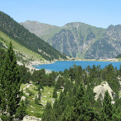 Lac de Gaube - Pyrénées